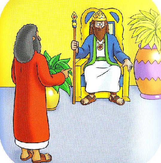 God zorgt voor Elia