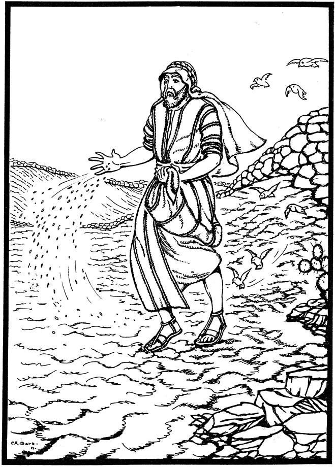 gelijkenissen jezus deel 17 de zaaier